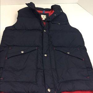 Boy's LANDS END Puffy Vest XL (18-20)